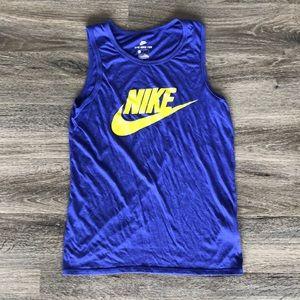 Nike Cutoff tank